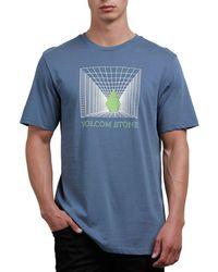 Volcom - Digi Short-sleeve T-shirt - Lyst