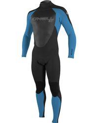 O'neill Sportswear - Epic 3/2 Back-zip Full Wetsuit - Lyst