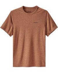 Patagonia - Nine Trails Short-sleeve Shirt - Lyst