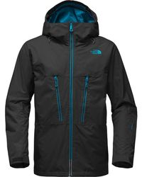 The North Face | Thermoball Snow Triclimate Hooded Jacket | Lyst