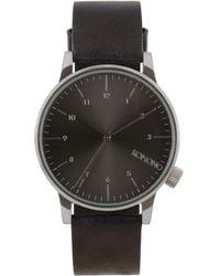 Komono - Winston Regal Watch - Lyst