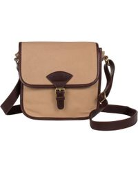 United By Blue - Hunslet Haversack Purse - Lyst