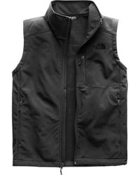 The North Face - Apex Bionic Softshell Vest - Lyst