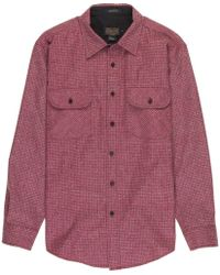 Pendleton   Maverick Merino Shirt   Lyst