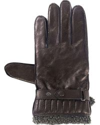 mens quilted gloves : barbour quilted gloves - Adamdwight.com
