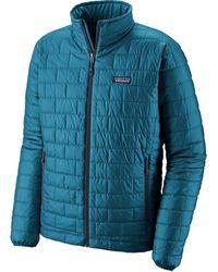 Patagonia Nano Puff Insulated Jacket - Blue