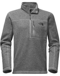 The North Face - Gordon Lyons 1/4-zip Fleece Pullover - Lyst