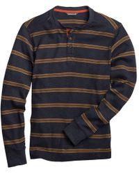 Toad&Co - Framer Long-sleeve Henley Shirt - Lyst