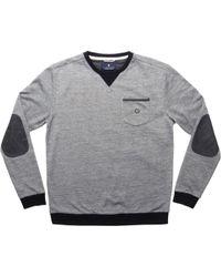 Roark Revival - Unimog Fleece Crew Sweatshirt - Lyst