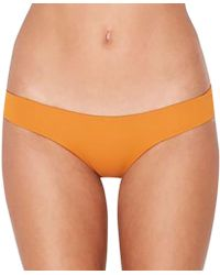 L*Space - Sensual Solids Sandy Classic Bikini Bottom - Lyst