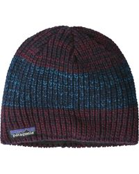 Lyst - Patagonia Speedway Beanie in Green for Men 1a186fdc0ac7