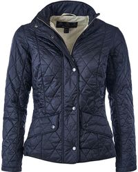 Barbour - Flyweight Cavalry Quilt Jacket - Lyst