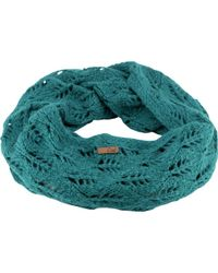 Coal - Madison Scarf - Lyst