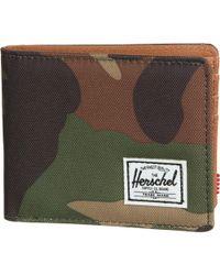Herschel Supply Co. - Hank Bi-fold Wallet - Lyst