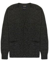 Pendleton   Shetland Cardigan Sweater   Lyst