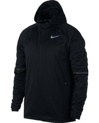 Nike - Shield Max Running Jacket - Lyst
