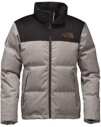 ... coupon for the north face novelty nuptse down jacket lyst bb9a1 b7d7d f2412eb9d