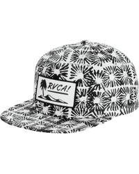 RVCA - Duh Loris Unstructured Hat - Lyst