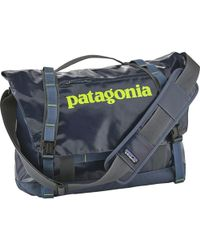 Patagonia - Black Hole 24l Messenger Bag - Lyst