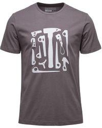Black Diamond - Big Wall Tool T-shirt - Short-sleeve - Lyst