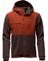 The North Face - Denali 2 Hooded Fleece Jacket - Lyst