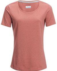 Columbia - Shadow Time Iii T-shirt - Lyst