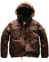 The North Face - Gotham Hooded Down Jacket Iii - Lyst