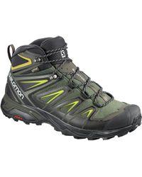 6d59f3f7f2d Yves Salomon X Ultra Mid 3 Aero Hiking Shoes for Men - Lyst