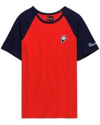 Penfield - Kenney Raglan Short-sleeve Graphic T-shirt - Lyst