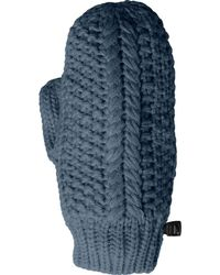 The North Face - Cable Minna Mitt - Lyst