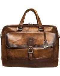 Frye - Oliver 2 Handle Bag - Lyst