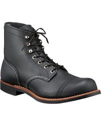 Red Wing - 6-inch Iron Ranger Boot - Lyst