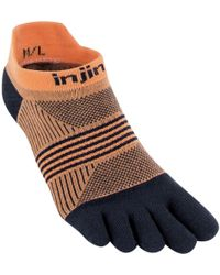 Injinji - Run Lightweight No-show Coolmax Sock - Lyst