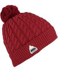 f51f5b705cf Lyst - Betmar Wool Felted Mini Bow Hat in Brown