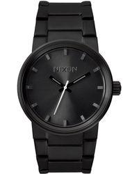 Nixon - Cannon Watch - Lyst