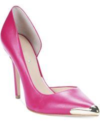 Guess Pink Beilan Pumps - Lyst