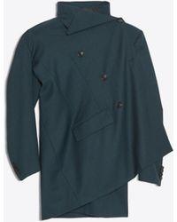 Balenciaga - Pulled Jacket - Lyst