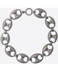 Balenciaga - Collar Chain - Lyst