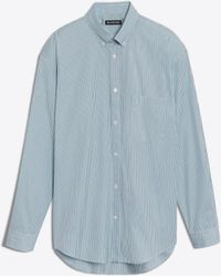 Balenciaga - Chemise Normal Fit - Lyst