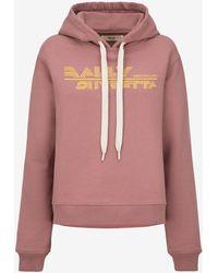 Bally - Suvretta Hooded Sweatshirt - Lyst