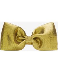 Bally - Silk Crepe Bow Tie - Lyst