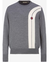 f583d1c4 Men's Bally Sweaters and knitwear - Lyst