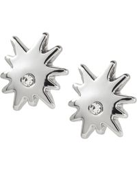 Banana Republic - Starburst Stud Earring - Lyst