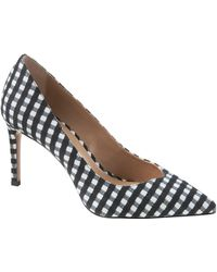 Banana Republic - Madison 12-hour Gingham Pump - Lyst