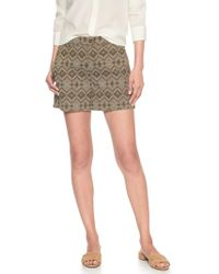 Banana Republic Factory - Abstract Print Chino Short - Lyst