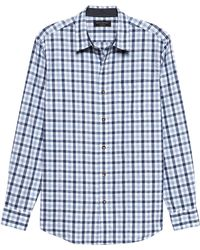 Banana Republic Factory - Standard-fit Jaspe Shirt - Lyst