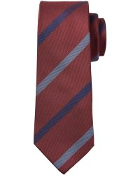 Banana Republic Factory - Diagonal Stripe Tie - Lyst