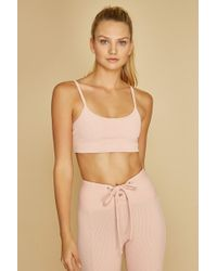 Year Of Ours - Ribbed Bralette - Lyst