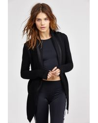 Nesh NYC - Luxe Hooded Wrap - Lyst