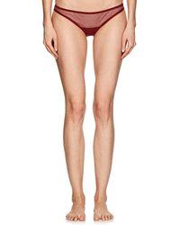 Yasmine Eslami - Jeanne Bikini Briefs - Lyst